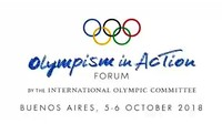 Olympism in Action Forum 2018